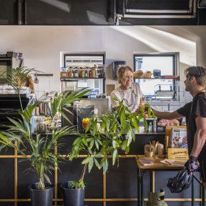 Splendorfabriek Locals Only coffeebar