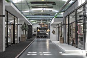 Splendorfabriek kantoorstraat Proud Nerds Nijmegen