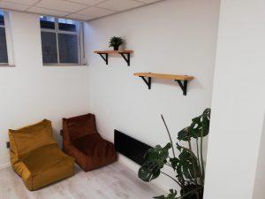 De Kelder - Het kantoortje 4